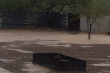 Phoenix rain storms 2014
